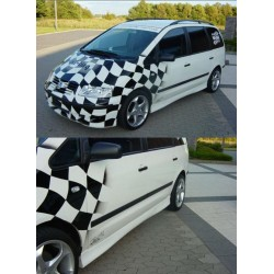 Minigonne laterali sottoporta Volkswagen Sharan