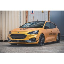 Sottoparaurti anteriore Racing Ford Focus MK4 ST / ST-Line 2018-