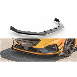 Sottoparaurti anteriore con flap Racing Ford Focus MK4 ST / ST-Line 2018-