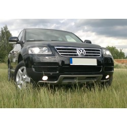 Sottoparaurti anteriore Volkswagen Touareg 02-06 King-Kong Look