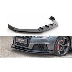 Spoiler sottoparaurti anteriore con Flaps Audi RS3 8V Sportback 2015 - 2016