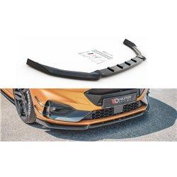 Sottoparaurti splitter anteriore V.7 Ford Focus MK4 ST / ST-Line 2018-