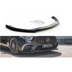 Sottoparaurti splitter anteriore V.1 Mercedes CLS AMG-Line C257 2018 -