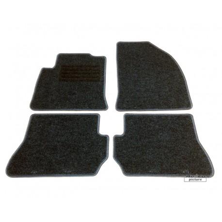 Tappeti in moquette su misura Ford Fiesta MK5 / Fusion