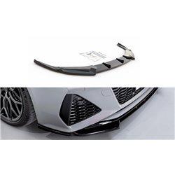 Sottoparaurti splitter anteriore V.1 Audi RS6 C8 2019-