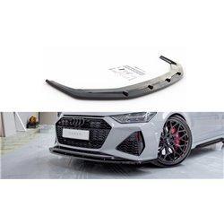 Sottoparaurti splitter anteriore V.2 Audi RS6 C8 2019-