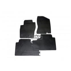 Tappeti in in gomma su misura Nissan Pathfinder / Navara