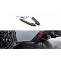 Sottoparaurti splitter laterali posteriori perAudi RS6 C8 2019 -