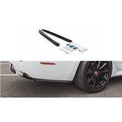 Sottoparaurti splitter posteriore Jaguar XJ X351 Facelift 2015-2019