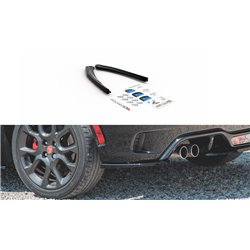 Sottoparaurti splitter laterali Fiat 124 Spider Abarth 2017 -