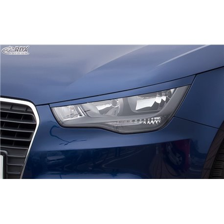 Palpebre fari Audi A1 8X e A1 8XA Sportback 2015-