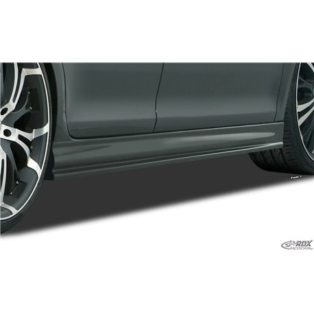 Minigonne laterali Audi A1 8X e A1 8XA Sportback 2015- Edition