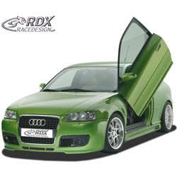 Minigonne laterali Audi A3 8L GT-Race