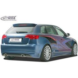 Sottoparaurti posteriore Audi A3 8P Sportback 2003-2008