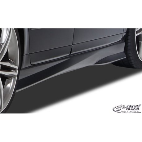 Minigonne laterali Audi A4 B7 Turbo-R