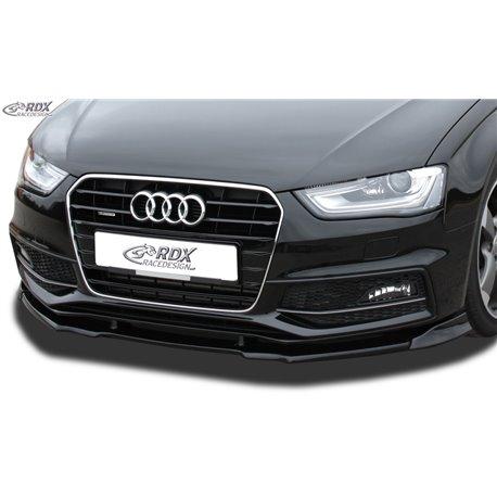 Sottoparaurti anteriore Audi A4 B8 facelift 2011-