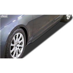 Minigonne laterali Audi A4 8W B9 Slim