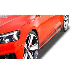 Minigonne laterali sottoporta Audi RS5 F5 Slim