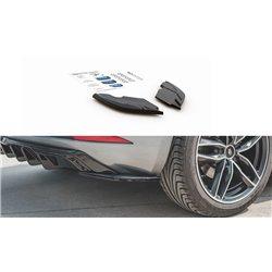 Sottoparaurti splitter posteriore Seat Leon MK3 FR Facelift