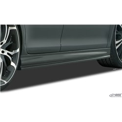 Minigonne laterali Audi A6 C6 4F Edition