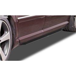 Minigonne laterali Audi A8 D3 / 4E Slim
