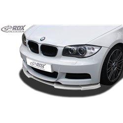 Sottoparaurti anteriore BMW serie 1 E82 / E88 M / M-Tech