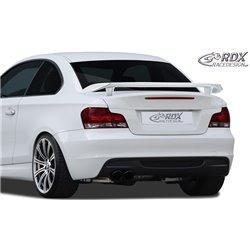Spoiler alettone BMW Serie 1 E82 / E88 Coupe / Cabrio