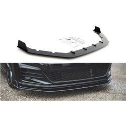 Splitter sottoparaurti anteriore Racing Volkswagen Golf VII GTI TCR 2019-