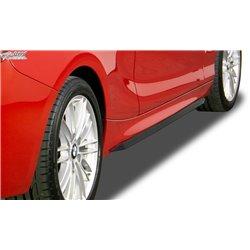 Minigonne laterali BMW Serie 2 F22 / F22 + M / Sport