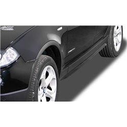 Minigonne laterali BMW X3 E83 2003-2010 Slim