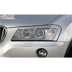 Palpebre fari BMW X3 F25 2010-2014