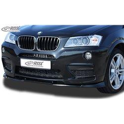Sottoparaurti anteriore BMW X3 F25 -2014 M-Tech