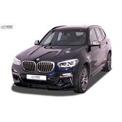 Sottoparaurti anteriore BMW X4 G02 M-Sport / M-Aero