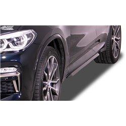 Minigonne laterali BMW X4 G02 Slim