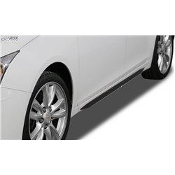 Minigonne laterali Chevrolet Cruze 2009-2015 Slim