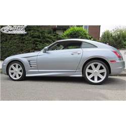 Minigonne laterali Chrysler Crossfire