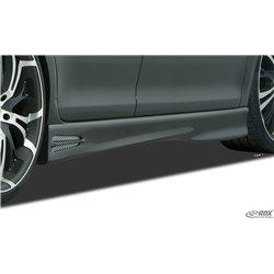 Minigonne laterali Citroen C3 2009-2017 GT4