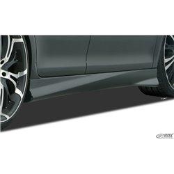 Minigonne laterali Citroen C3 2009-2017 Turbo-R