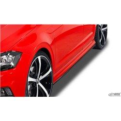 Minigonne laterali Citroen C3 2009-2017 Edition