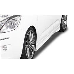 Minigonne laterali Citroen C3 2009-2017 Turbo