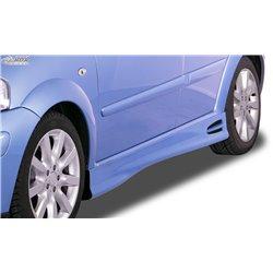 Minigonne laterali Citroen C3 2002-2009 G4