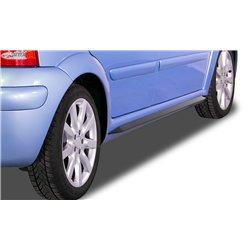Minigonne laterali Citroen C3 2002-2009 Slim