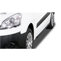 Minigonne laterali Citroen Berlingo 2008-2018 Slim