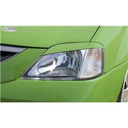 Palpebre fari Dacia Logan -2008