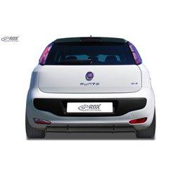 Sottoparaurti diffusore posteriore Fiat Punto EVO