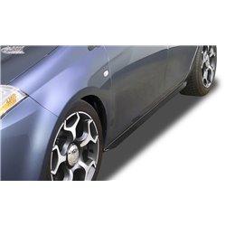 Minigonne laterali Fiat Bravo 198 2007-2014 Slim