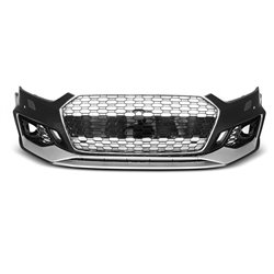 Paraurti anteriore Audi A5 2018- RS5 Style Chrome (PDC)