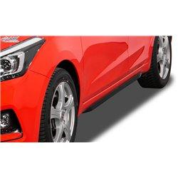 Minigonne laterali Hyundai i20 GB 2014- Slim