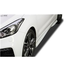Minigonne laterali Hyundai i30 GD 2012- Turbo