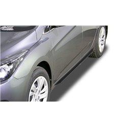 Minigonne laterali Hyundai i40 -2015 e 2015- Slim